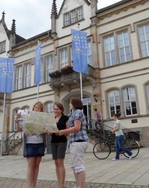 Rathaus in Horn-Bad Meinberg