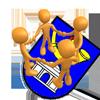 Logo Flüchtlingshilfe ev. ref. KG HBM