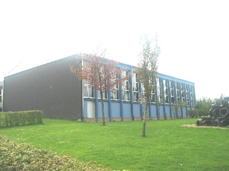 Foto Grossturnhalle an der Schwimmhalle