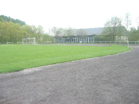 Foto Sporthalle + Waldstadion