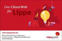 Logo lippepedia - Kreis Lippe