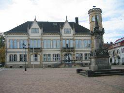 Rathaus Horn