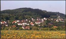Stadtteil Holzhausen - Extersteine - Ortschaft