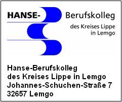Logo Hanse-Berufskolleg